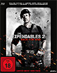 The Expendables 2 - Hero Pack (inkl. Steelbook) Blu-ray