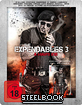 The Expendables 3 - A Man's Job (Extended Director's Cut) (Limited Edition Steelbook inkl. Kalender 2015) (Blu-ray + UV Copy) Blu-ray