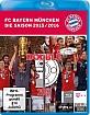 FC Bayern München - Die Saison 2015/2016 Blu-ray