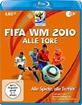 FIFA WM 2010 - Alle Tore Blu-ray