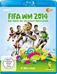 FIFA WM 2014 - Alle Spiele der deutschen Mannschaft Blu-ray
