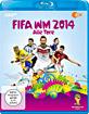 FIFA WM 2014 - Alle Tore Blu-ray
