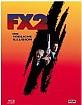 F/X 2 - Die tödliche Illusion (Limited Mediabook Edition) (Cover B) (AT Import) Blu-ray
