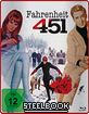 Fahrenheit 451 (Limited Edition Steelbook) Blu-ray