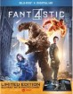 Fantastic Four (2015) - Target Exclusive Digibook (Blu-ray + Digital Copy + UV Copy) (US Import ohne dt. Ton) Blu-ray