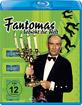 Fantomas bedroht die Welt Blu-ray