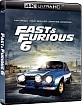 Fast & Furious 6 4K (4K UHD + Blu-ray + UV Copy) (IT Import ohne dt. Ton) Blu-ray