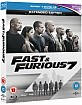 Fast & Furious 7 (2015) - Theatrical and Extended (Blu-ray + UV Copy) (UK Import) Blu-ray