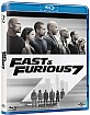 Fast & Furious 7 - Kinofassung und Extended (IT Import) Blu-ray