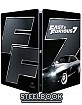 Fast & Furious 7 - Kinofassung und Extended - Steelbook (IT Import) Blu-ray
