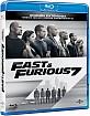 Fast & Furious 7 - Versión Cinematográfica & Extendida (ES Import) Blu-ray