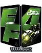 Fast & Furious - Solo Parti Originali - Steelbook (IT Import) Blu-ray