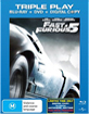 Fast & Furious 5 (Tripe Play) - Steelcase (AU Import ohne dt. Ton) Blu-ray
