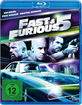 Fast & Furious Five (Neuauflage) Blu-ray