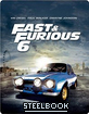 Fast & Furious 6 - Zavvi Exclusive Limited Edition Steelbook (Blu-ray + UV Copy) (UK Import ohne dt. Ton) Blu-ray