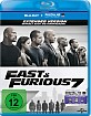Fast & Furious 7 - Kinofassung und Extended Cut (Blu-ray + UV Copy) Blu-ray