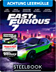 Fast & Furious 7 - Kinofassung und Extended Cut (Limited Car Design Edition Steelbook) Blu-ray