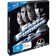 Fast and Furious: New Model. Original Parts - Steelcase (AU Import) Blu-ray