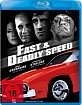 Fast & Deadly Speed (4 Film Set) Blu-ray