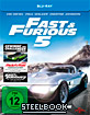 Fast & Furious 5 (Limited Car Design Steelbook Edition) Blu-ray