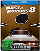 Fast & Furious 8 (Limited Steelbook Edition) (Cover B) (Blu-ray + UV Copy) Blu-ray