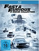 Fast & Furious - 8-Movie Collection Blu-ray