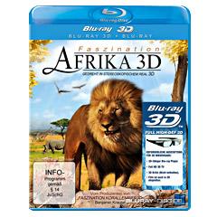 Faszination Afrika 3D (Blu-ray 3D) Blu-ray