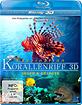 Faszination Korallenriff 3D - Volume 3: Jäger und Gejagte (Blu-ray 3D) Blu-ray