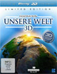 Faszination unsere Welt 3D - Limited Edition (Blu-ray 3D) Blu-ray