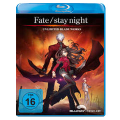Fate/Stay Night - Unlimited Blade Works Blu-ray