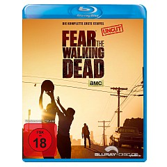 Fear the Walking Dead - Die komplette erste Staffel Blu-ray