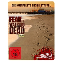 Fear the Walking Dead - Die komplette erste Staffel (Limited Edition Steelbook) Blu-ray
