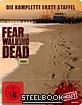 Fear the Walking Dead - Die komplette erste Staffel (Limited Steelbook Edition) Blu-ray
