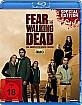 Fear the Walking Dead - Die komplette erste Staffel (Special Edition) Blu-ray