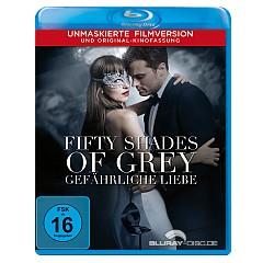 Fifty Shades of Grey - Gefährliche Liebe (Blu-ray + UV Copy) Blu-ray