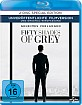 Fifty Shades of Grey - Geheimes Verlangen (Blu-ray + Bonus DVD + UV Copy) Blu-ray
