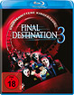 Final Destination 3 Blu-ray