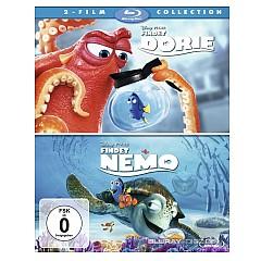 Findet Dorie + Findet Nemo (Doppelset) Blu-ray