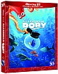 Alla ricerca di Dory 3D (Blu-ray 3D + Blu-ray) (IT Import) Blu-ray