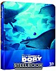 Alla ricerca di Dory 3D - Steelbook (Blu-ray 3D + Blu-ray) (IT Import) Blu-ray