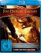 Fire Dragon - Fantasy Edition Blu-ray