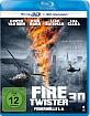 Fire Twister - Feuerhölle L.A. 3D (Blu-ray 3D) Blu-ray