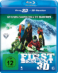 First Descent 3D - Video-HomeVision Edition (Blu-ray 3D) Blu-ray