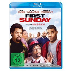 First Sunday Blu-ray