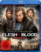 Flesh + Blood Blu-ray