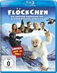 Flöckchen - Die grossen Abenteuer des kleinen weissen Gorillas Blu-ray