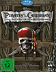 Pirates of the Caribbean - Die Piraten-Quadrilogie (Collectors Edition) Blu-ray