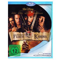 Pirates of the Caribbean - Fluch der Karibik Blu-ray