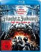 Flucht in die Zukunft - Nazi Ufo's greifen an (Neuauflage) Blu-ray