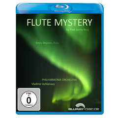 Flute Mystery (Audio Blu-ray) Blu-ray